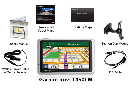 NUVI 1450LM