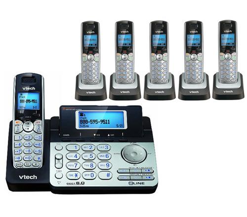 VTech ds 6151 5 ds 6101