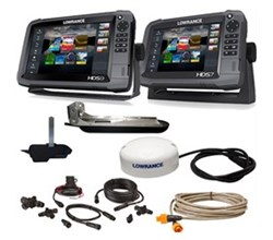 Lowrance HDS 9 Gen3 Multifunction Fishfinder Chartplotters HDS 9 Gen 3/HDS 7 BIB 13935