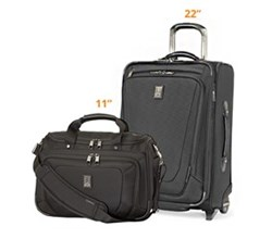 Travelpro Luggage Sets travelpro crew11 22 rolla deluxe tote