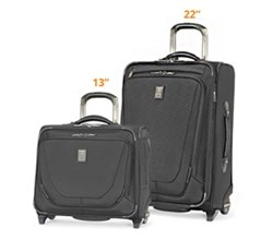 Travelpro Luggage Sets travelpro crew11 22 rolla rolling tote