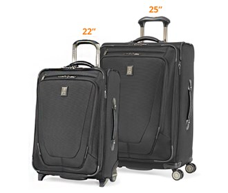 travelpro crew11 22 rolla 25 spinner
