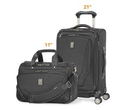 Travelpro Luggage Sets travelpro crew11 21 spinner deluxe tote