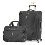 travelpro crew11 25 spinner deluxe tote