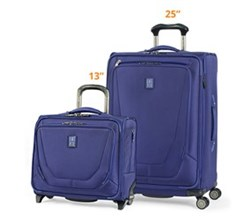 Travelpro Luggage Sets travelpro crew11 25 spinner rolling tote