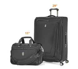 Travelpro Luggage Sets travelpro crew11 29 spinner deluxe tote