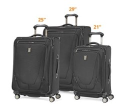 Travelpro 3 Piece Sets travelpro crew11 3 piece set 21 25 29