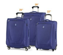Travelpro Luggage Sets travelpro crew11 3 piece set 22 25 29