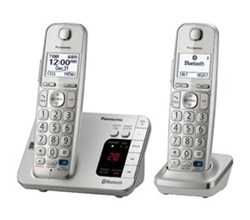 Panasonic DECT 6 Cordless Phones panasonic kx tge262