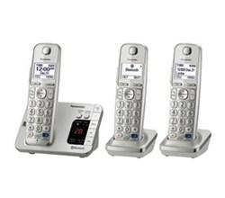 Panasonic DECT 6 Cordless Phones panasonic kx tge263