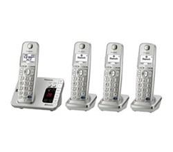 Panasonic DECT 6 Cordless Phones panasonic kx tge264