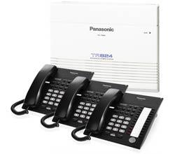 Panasonic Analog Phone Systems panasonic kx ta824pk 7720