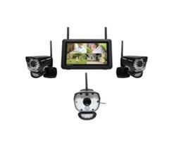 Uniden Video Surveillance 3 Camera Systems uniden udr780hd 3 cameras