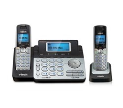 Vtech DECT 6.0 Cordless Phones vtech ds 6151 1 ds 6101