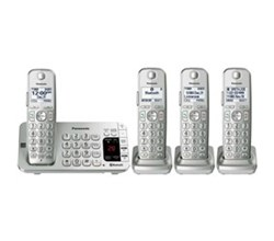 Panasonic Bluetooth Powered Link to Cell  panasonic kx tge474s