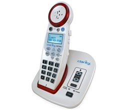 Hearing Impaired Amplified Cordless Phones xlc3.4+