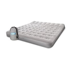 King AeroBed King Size Sleep Basics Airbed With Hand Held Pump 2000012051