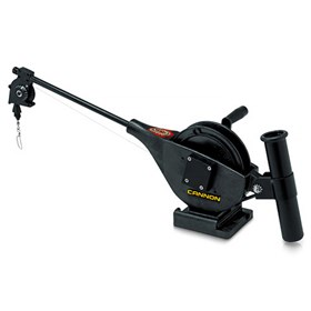 cannon lake troll manual downrigger