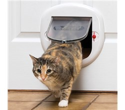 PetSafe Locking Cat Flaps PPA00 11326