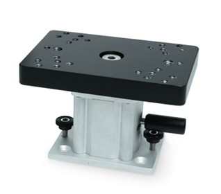 cannon swivel base downrigger pedestal