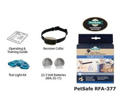 Petsafe Additional Collars for Dog Fences RFA 377