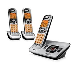 Uniden DECT 6 Cordless Phones uniden d 1680 3