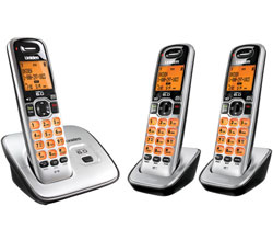 Cordless Phones uniden d1660 3