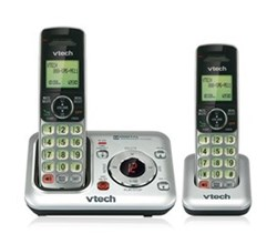 VTech two handset phones VTech cs6429 2