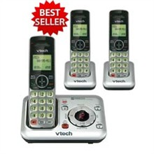 Vtech DECT 6.0 Cordless Phones vtech cs6429 3