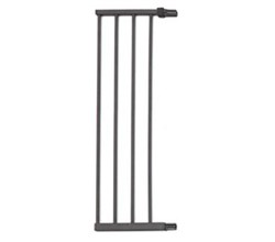 MidWest Pet Gates midwest 11 inch graphite extension for 39 inch pet gate