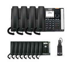 Up to 16 Users   ErisTerminal  Systems  vtech vsp736 plus vsp726 plus VH6102