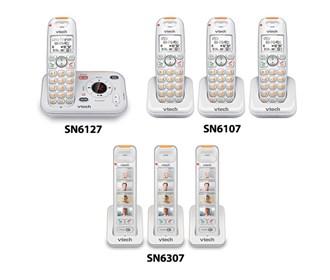 vetch sn6127 3 sn6107 3 sn6307