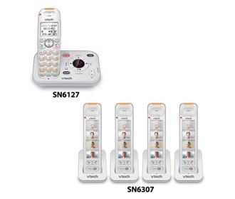 SN6127 4 SN6307