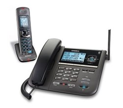 Uniden Two Handsets DECT 6 Cordless Phones uniden dect4096
