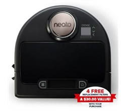 Botvac Connected Series neato robotics botvac connected wifi robot vacuum