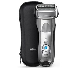 Shaver With Cleaning System braun 7893s