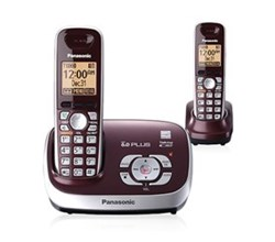 Panasonic DECT 6 Cordless Phones panasonic kx tg6572
