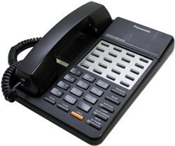 Telephone Systems panasonic bts kx t7020
