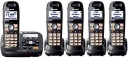 Panasonic KX TG6591 Series panasonic kx tg6592t 3 tga659t