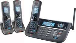 Cordless Phones uniden dect4086 3