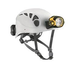 Petzl Caving Headlamps caving helmet with integrated headlamp