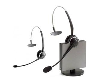 jabra gn9125 flex mono nc with additional headset