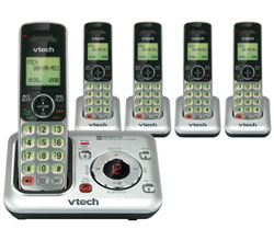Vtech Answering Systems vtech cs6429 5