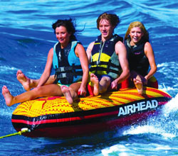 Up to 3 Riders airhead ahws 3