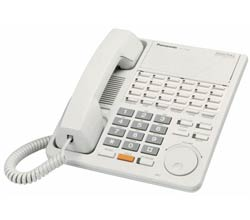 Panasonic KX T7400 Series Corded Phones KX T7425