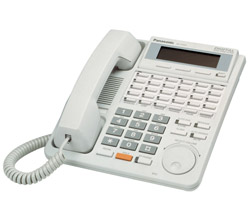 Corded Digital Phones KX T7433