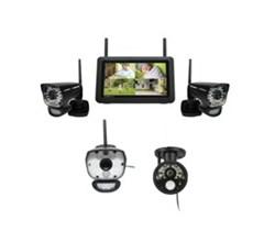 Uniden Video Surveillance 4 Camera Systems uniden udr780hd 4 cameras