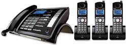 General Electric RCA 5.8GHz Single Line Cordless Phones rca visys 25255re2plus2 25055re1