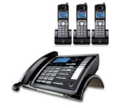 General Electric RCA 5.8GHz Single Line Cordless Phones rca 25255re2plus2 25055re1