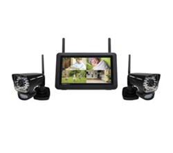 Uniden Touch Screen Video Surveillance Systems uniden udr780hd